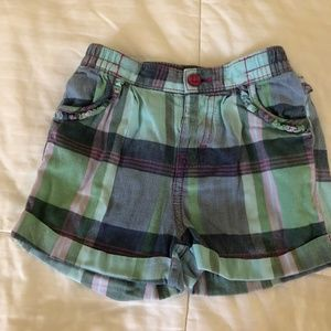 Baby Gap baby girl shorts 6-12 months old